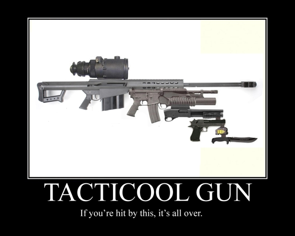 FNS-9 Contest Entry: From Tacticool to Practical - The